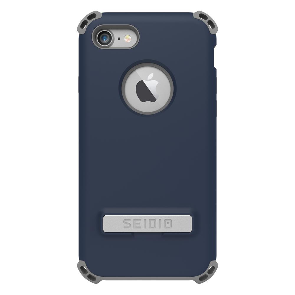 SEIDIO|軍規級四角防摔手機殼/保護殼 for Apple iPhone 7/8-DILEX(暗夜藍)