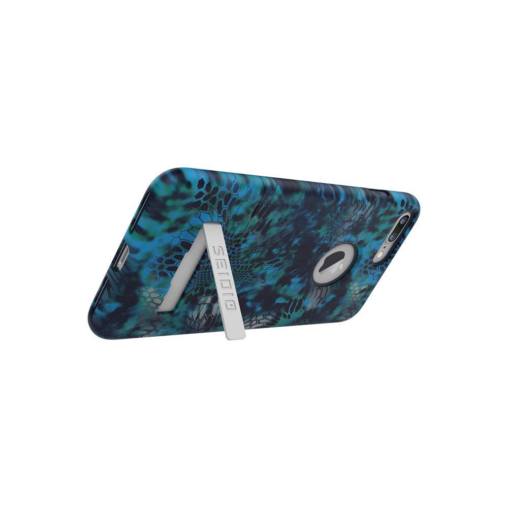 SEIDIO|迷彩聯名手機殼/保護殼 for Apple iPhone 7 Plus-SURFACE x KRYPTEK(巨浪海神)