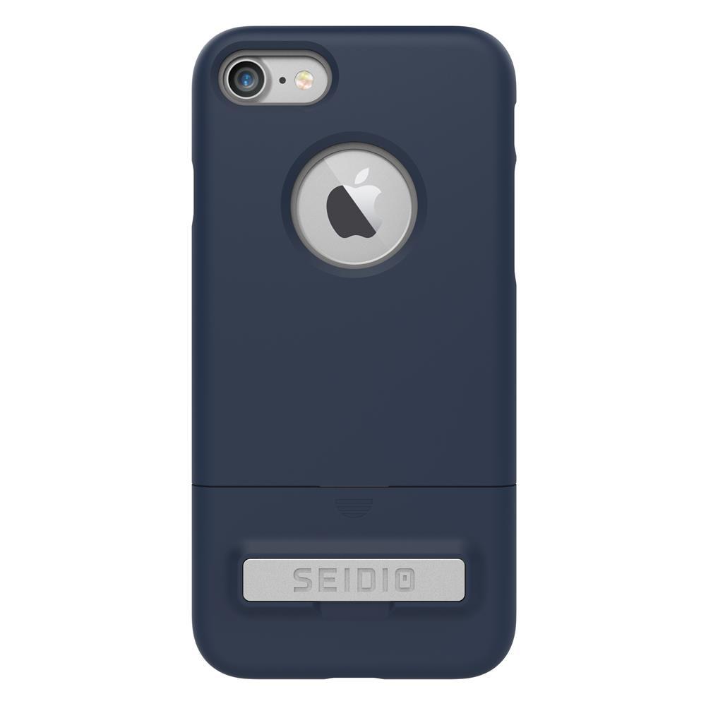 SEIDIO|都會時尚雙色手機殼/保護殼 for Apple iPhone 7-SURFACE(暗夜藍)