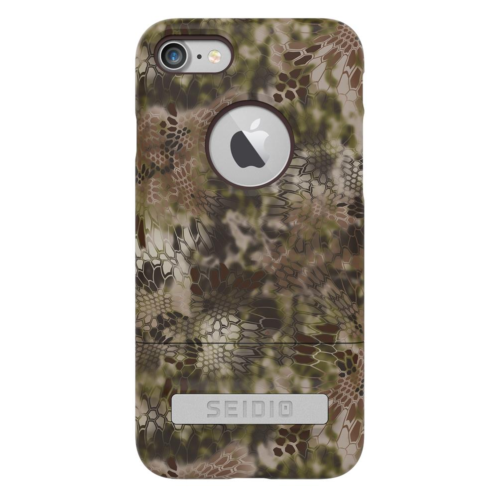 SEIDIO|迷彩聯名手機殼/保護殼 for Apple iPhone 7-SURFACE x KRYPTEK(荒野戰士)