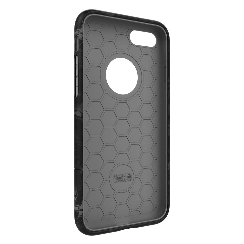 SEIDIO 迷彩聯名手機殼/保護殼 for Apple iPhone 7-SURFACE x KRYPTEK(闇夜黑蟒)