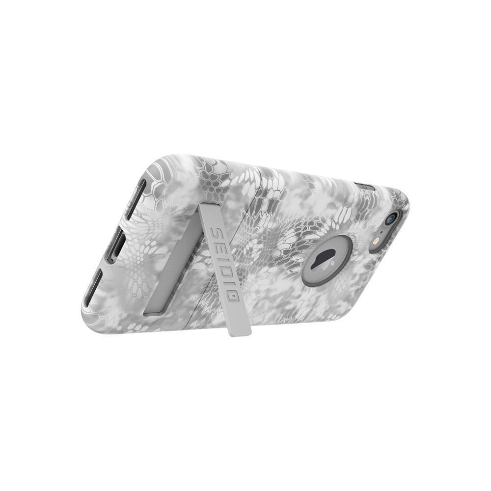 SEIDIO|迷彩聯名手機殼/保護殼 for Apple iPhone 7-SURFACE x KRYPTEK(極地雪怪)
