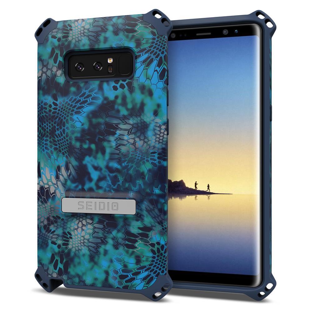 SEIDIO|軍規級四角防撞手機殼/保護殼 for Samsung Galaxy Note 8-DILEXx KRYPTEK(巨浪海神)