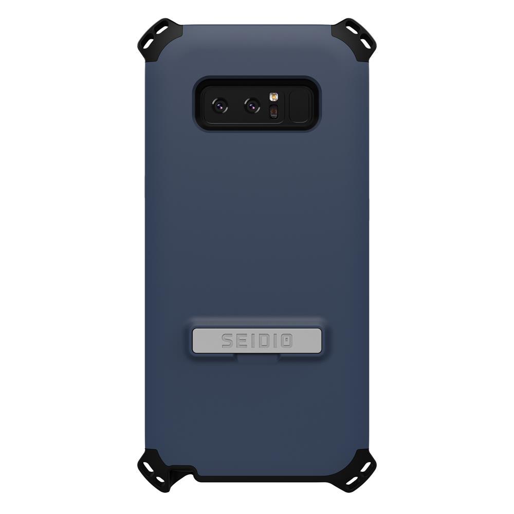 SEIDIO|軍規級四角防撞手機殼/保護殼 for Samsung Galaxy Note 8-DILEX(暗夜藍)