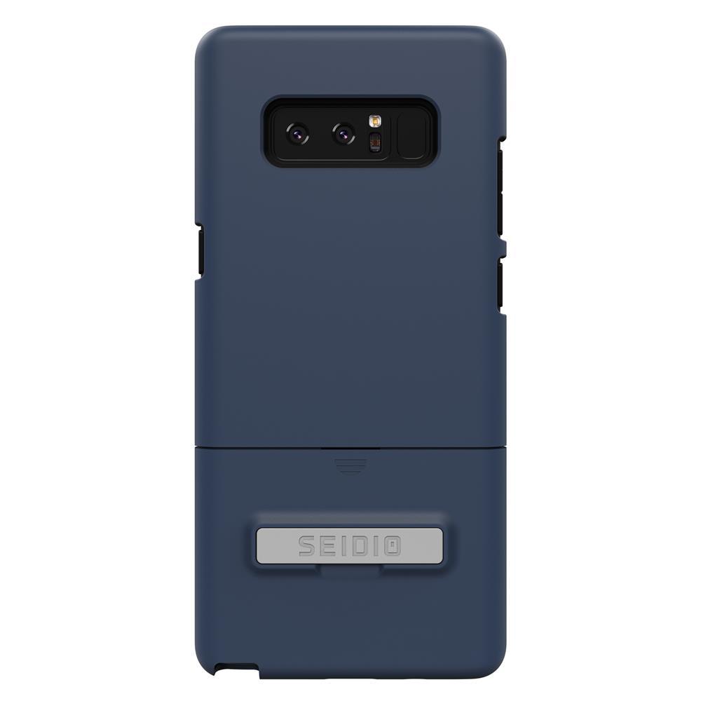 SEIDIO|都會時尚手機殼/保護殼 for Samsung Note 8-SURFACE(暗夜藍)