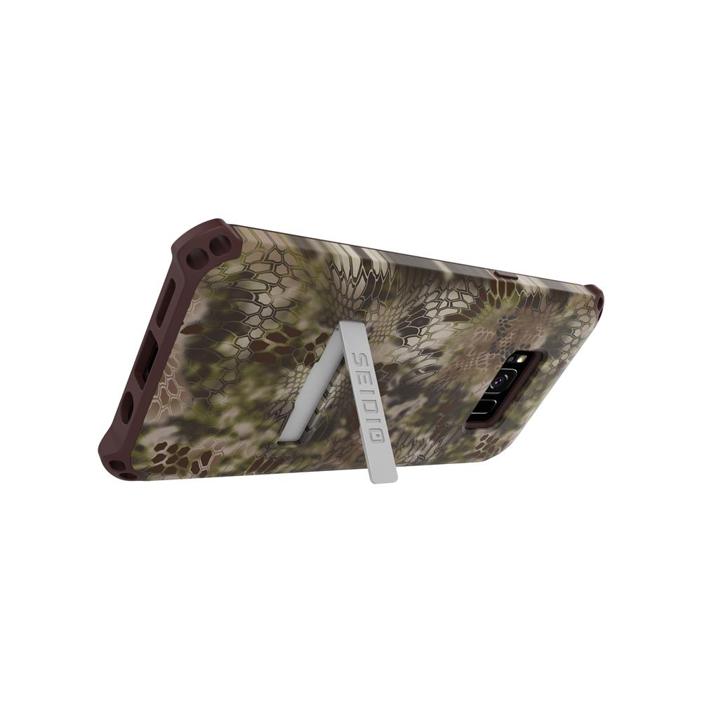 SEIDIO|軍規級四角防撞手機殼/保護殼 for Samsung Galaxy S8 Plus-DILEXx KRYPTEK(荒野戰士)