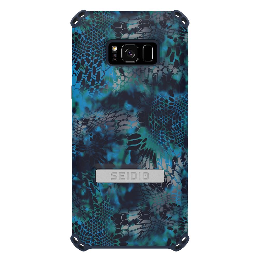 SEIDIO|軍規級四角防撞手機殼/保護殼 for Samsung Galaxy S8 Plus-DILEXx KRYPTEK(巨浪海神)