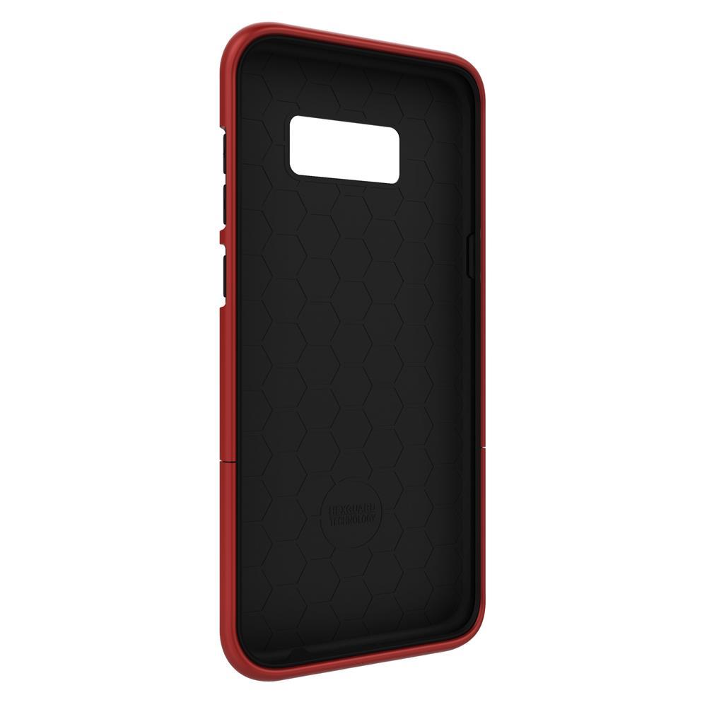 SEIDIO|都會時尚手機殼/保護殼 for Samsung S8 Plus-SURFACE(熱情紅)