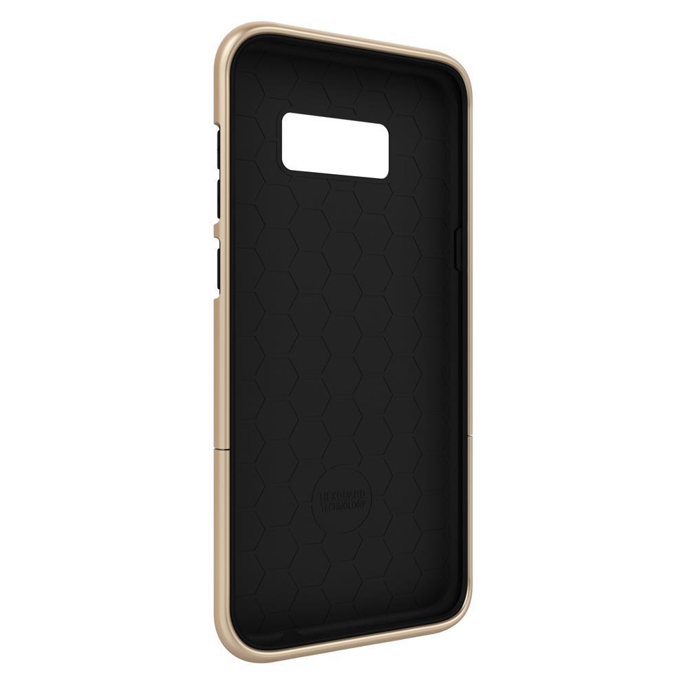 SEIDIO|都會時尚手機殼/保護殼 for Samsung S8 Plus-SURFACE(時尚金)