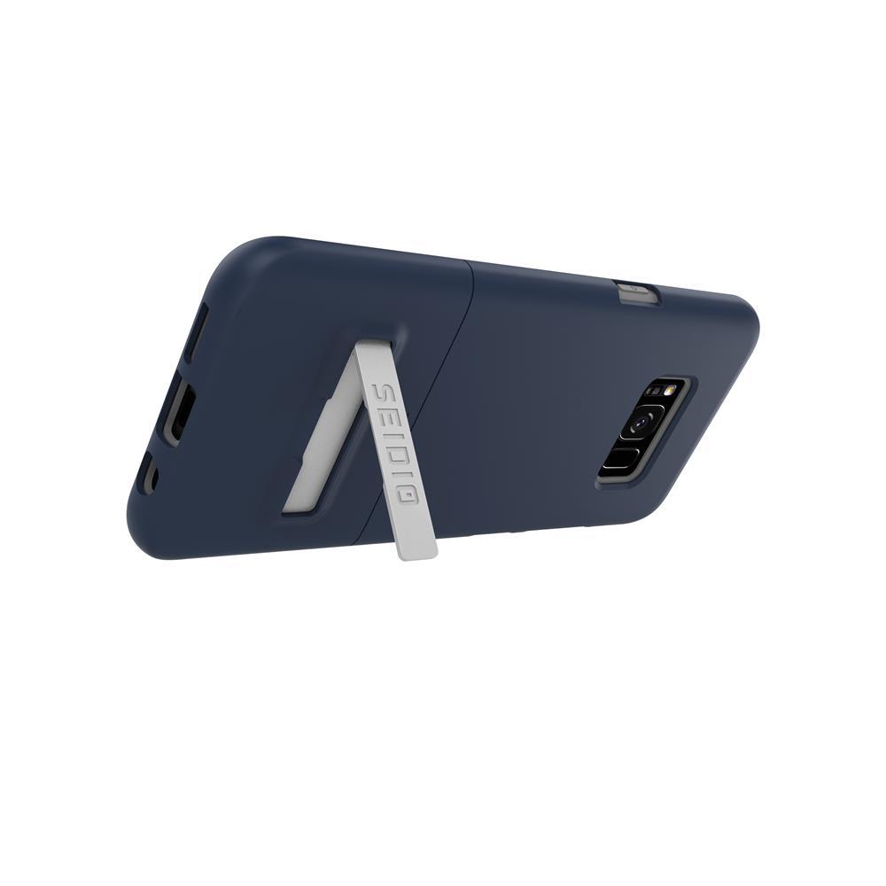 SEIDIO|都會時尚手機殼/保護殼 for Samsung S8 Plus-SURFACE(暗夜藍)