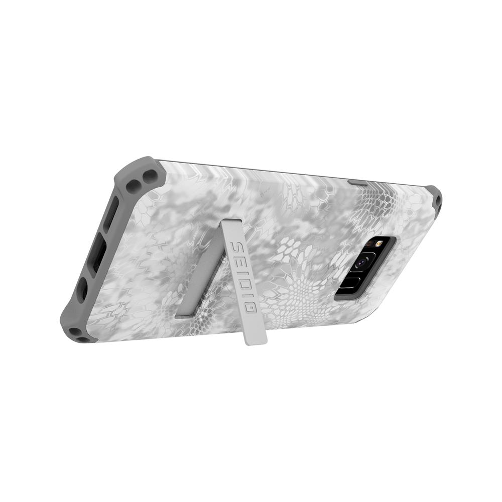 SEIDIO|軍規級四角防撞手機殼/保護殼 for Samsung Galaxy S8-DILEXx KRYPTEK(極地雪怪)