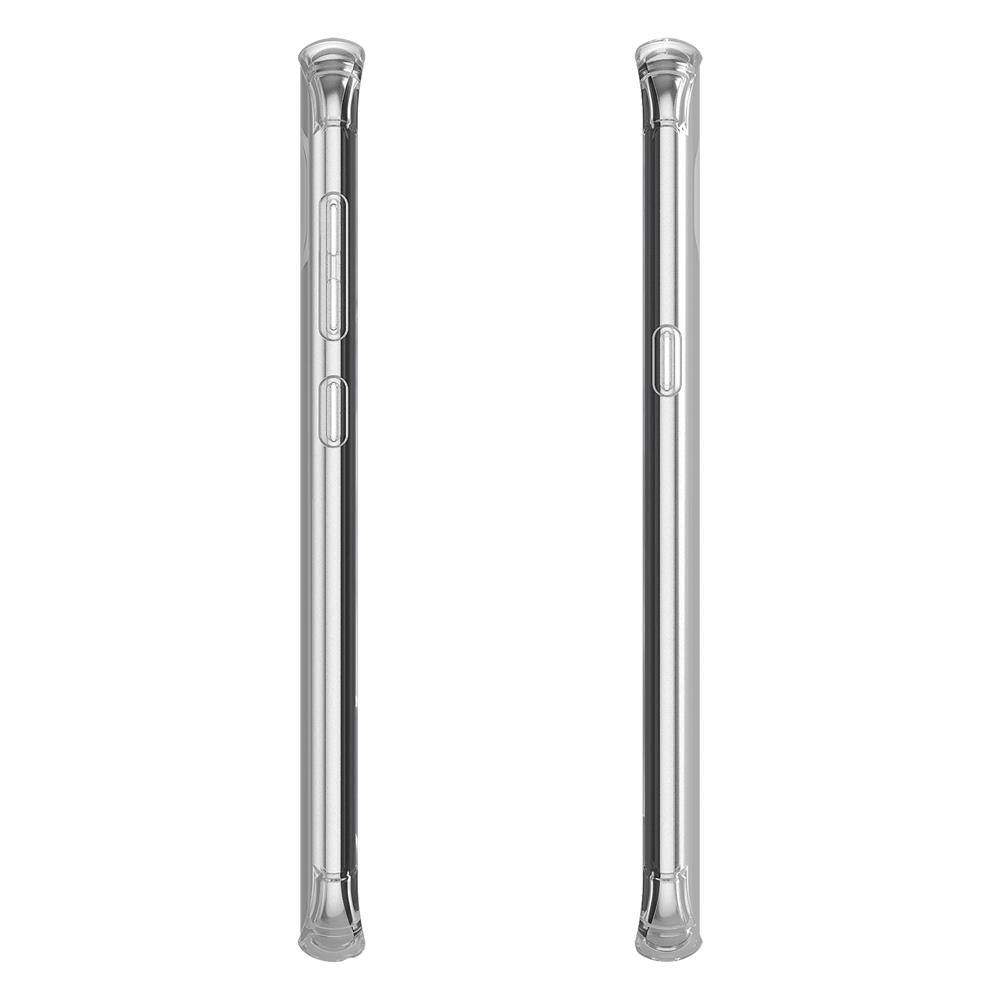 SEIDIO 四角氣墊輕透手機殼/保護殼 for Samsung Galaxy S8-OPTIK(透明)