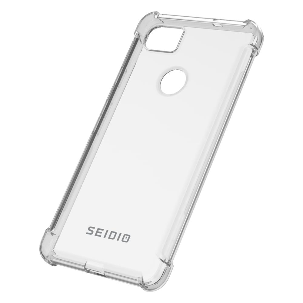 SEIDIO|四角氣墊輕透手機殼/保護殼 for Pixel 2 XL-OPTIK(透明)