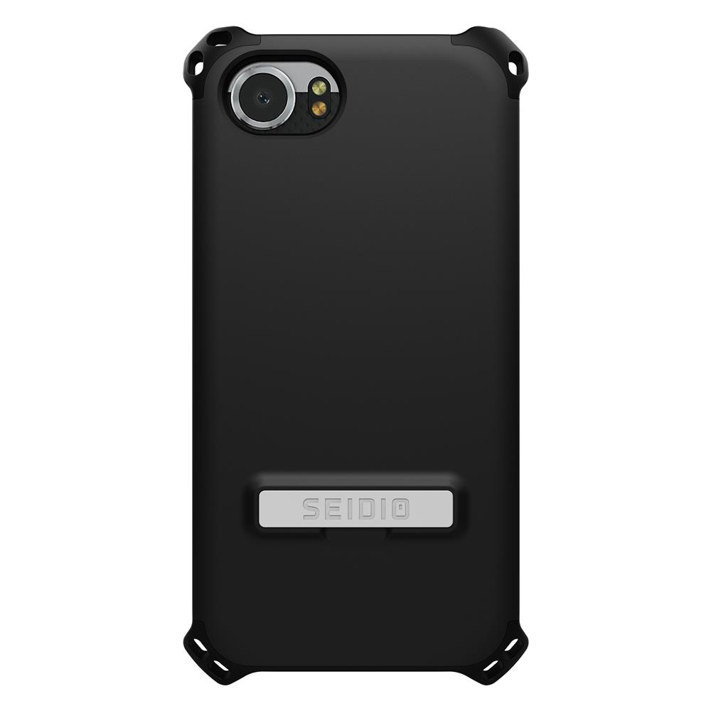 SEIDIO|軍規級四角防撞手機殼/保護殼 for BlackBerry KEYone-DILEX(消光黑)