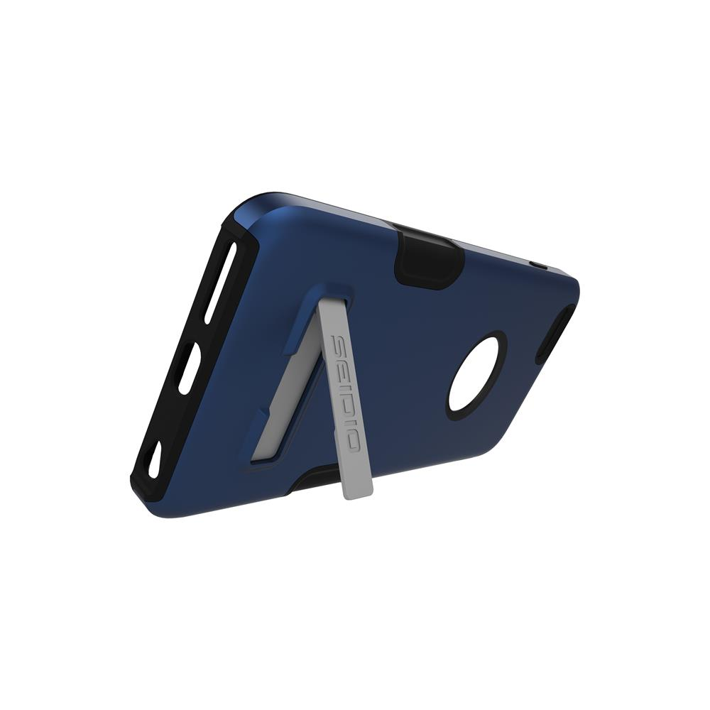 SEIDIO 專業級雙層手機殼/保護殼 for Apple iPhone 6/6s Plus-DILEX Pro(科技藍)