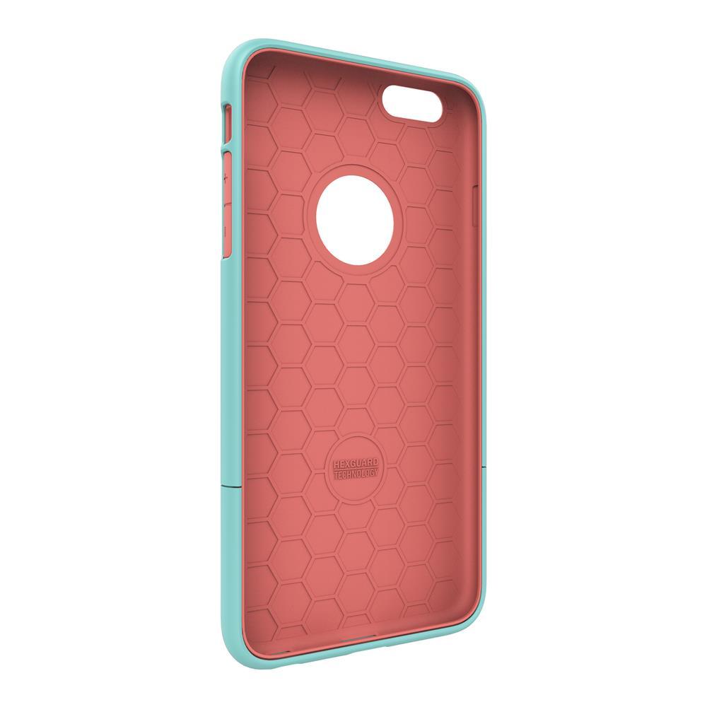 SEIDIO|都會時尚雙色手機殼/保護殼 for Apple iPhone 6/6s Plus-SURFACE(優雅藍)