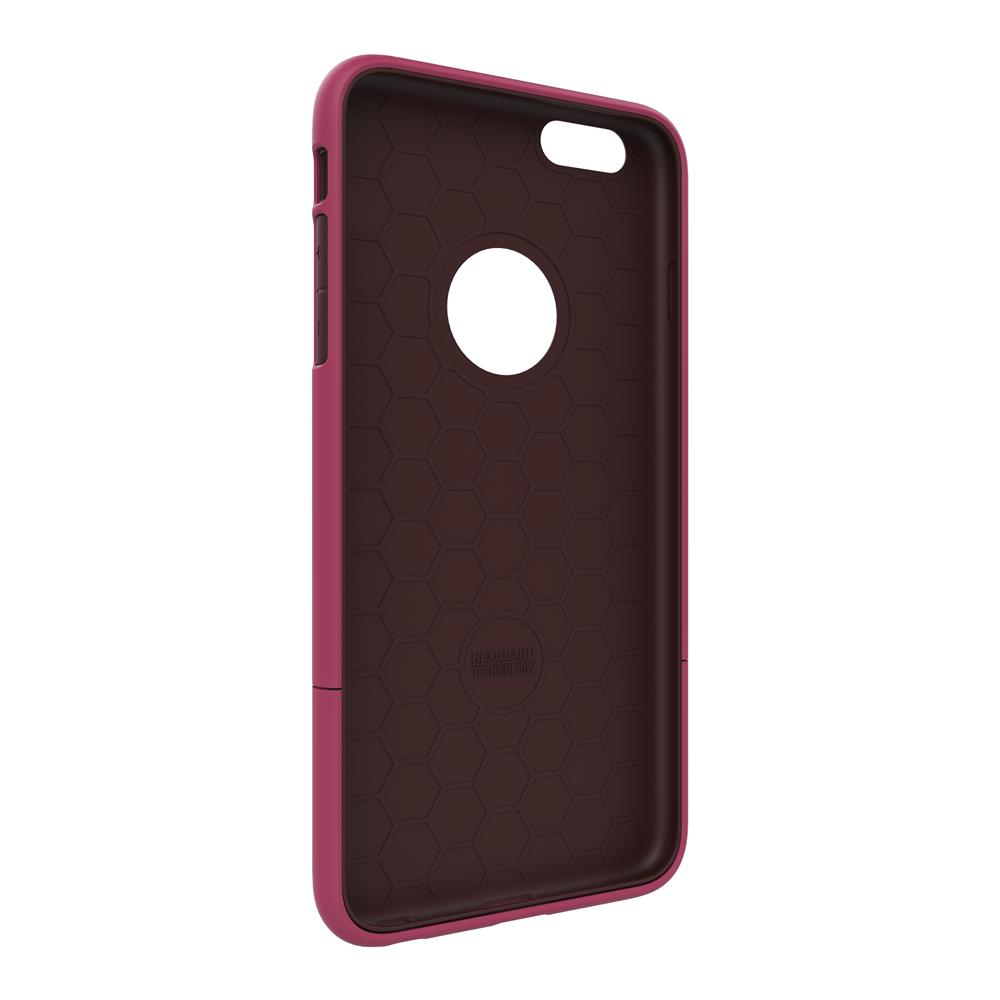 SEIDIO|都會時尚雙色手機殼/保護殼 for Apple iPhone 6/6s Plus-SURFACE(野豔桃棕)