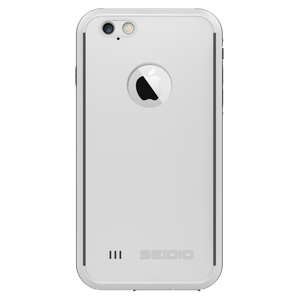 SEIDIO|防水手機殼/保護殼 for Apple iPhone 6/6s Plus-OBEX(極簡白)