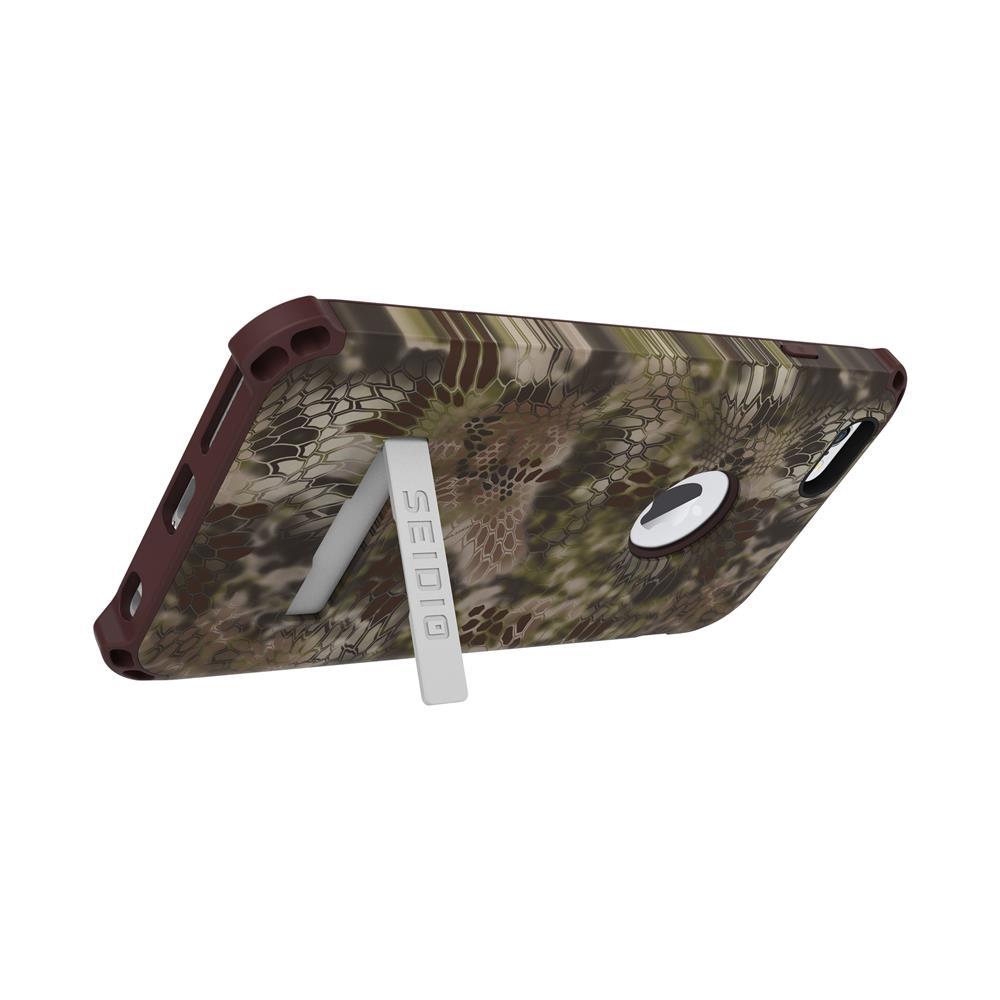 SEIDIO|軍規級四角防摔手機殼/保護殼 for Apple iPhone 6/6s-DILEXx KRYPTEK(荒野戰士)
