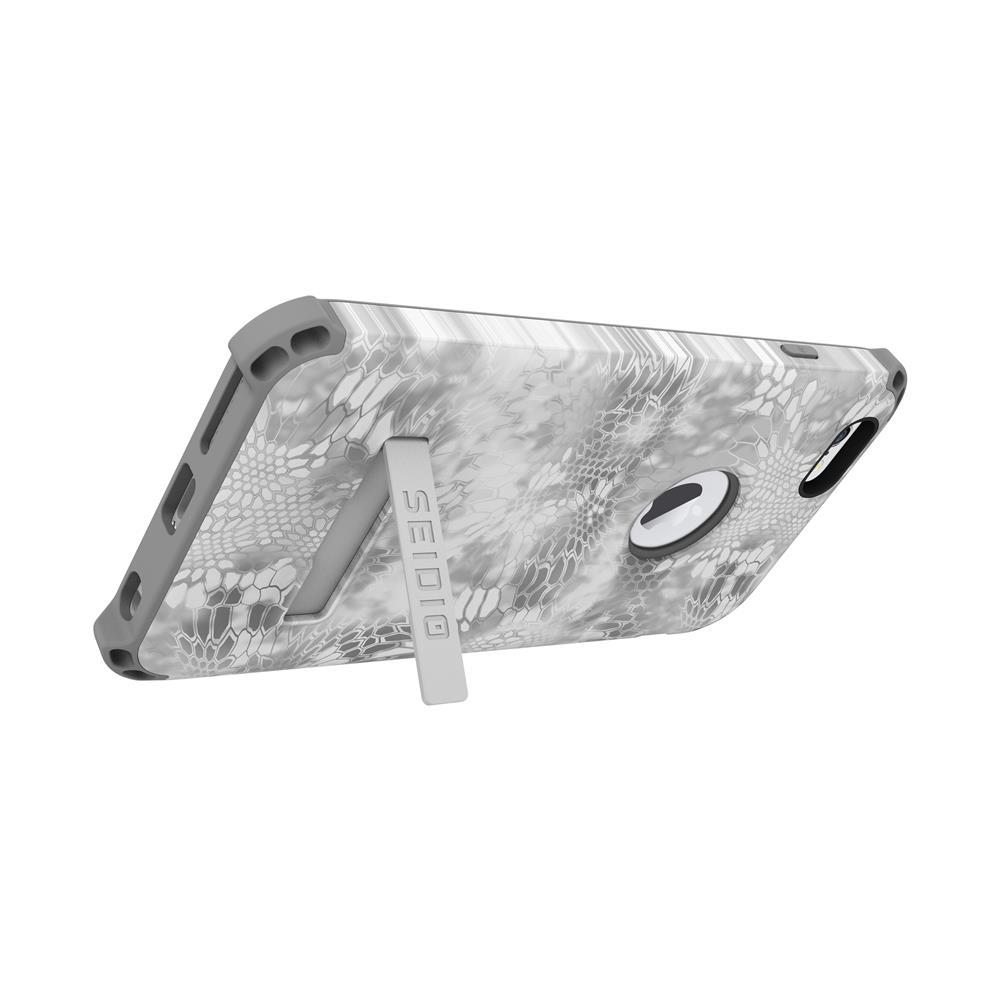SEIDIO|軍規級四角防摔手機殼/保護殼 for Apple iPhone 6/6s-DILEXx KRYPTEK(極地雪怪)