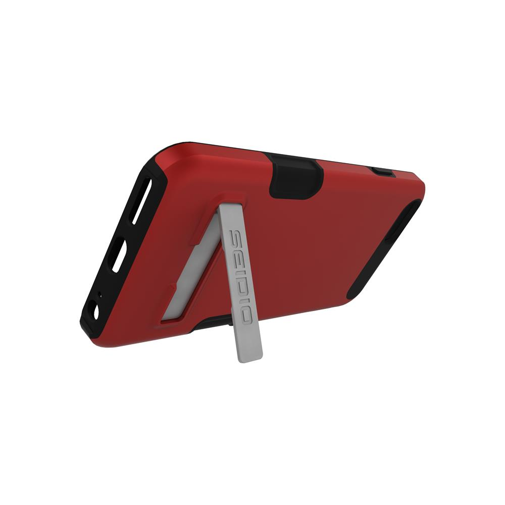 SEIDIO|專業級雙層手機殼/保護殼 for Apple iPhone 6/6s-DILEX Pro(熱情紅)