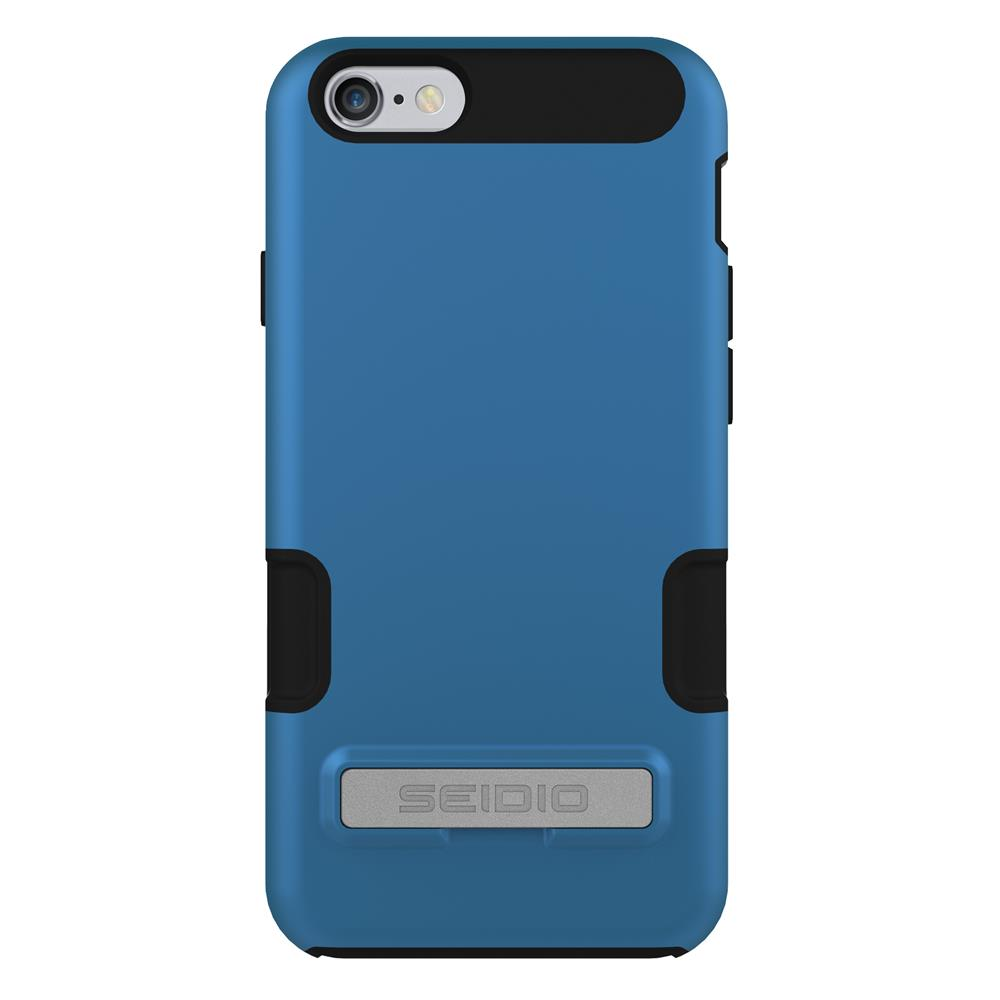 SEIDIO|專業級雙層手機殼/保護殼 for Apple iPhone 6/6s-DILEX Pro(天空藍)