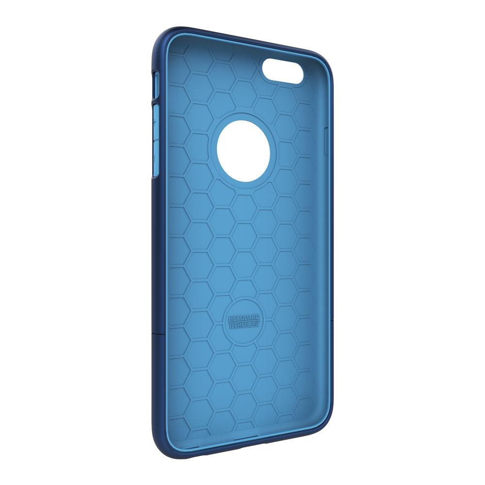 SEIDIO 都會時尚雙色手機殼/保護殼 for Apple iPhone 6/6s-SURFACE(紳士藍藍)