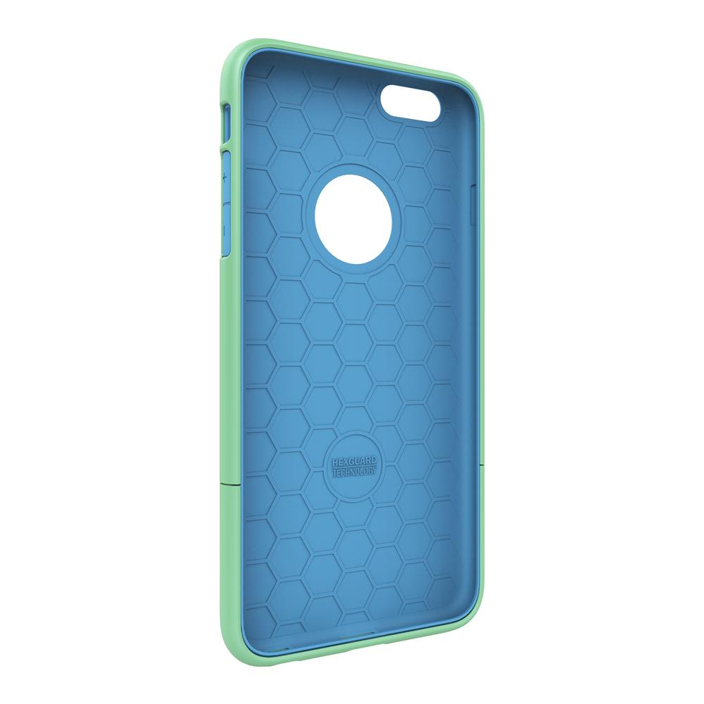 SEIDIO|都會時尚雙色手機殼/保護殼 for Apple iPhone 6/6s-SURFACE(清新綠)