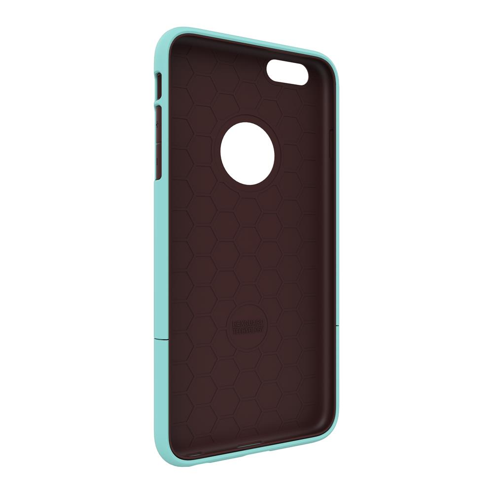 SEIDIO|都會時尚雙色手機殼/保護殼 for Apple iPhone 6/6s-SURFACE(優雅藍棕)