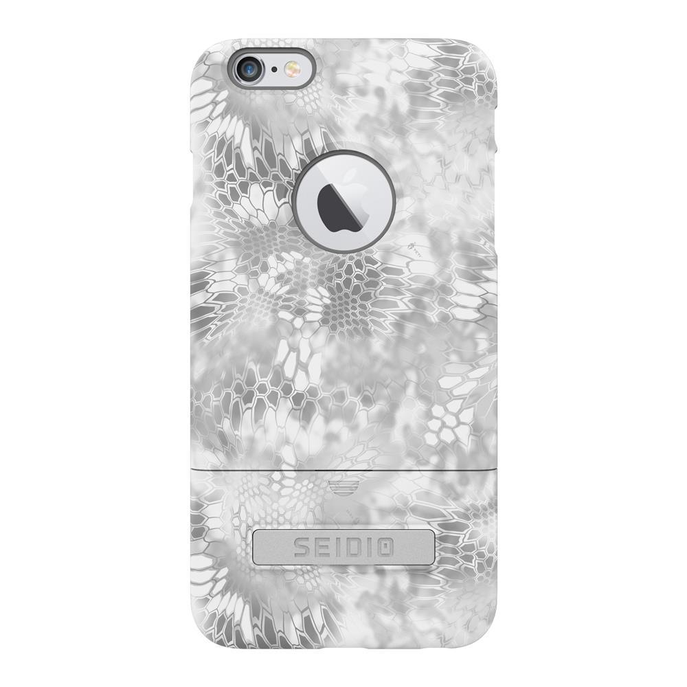 SEIDIO|迷彩聯名手機殼/保護殼 for Apple iPhone 6/6s-SURFACE x KRYPTEK(極地雪怪)
