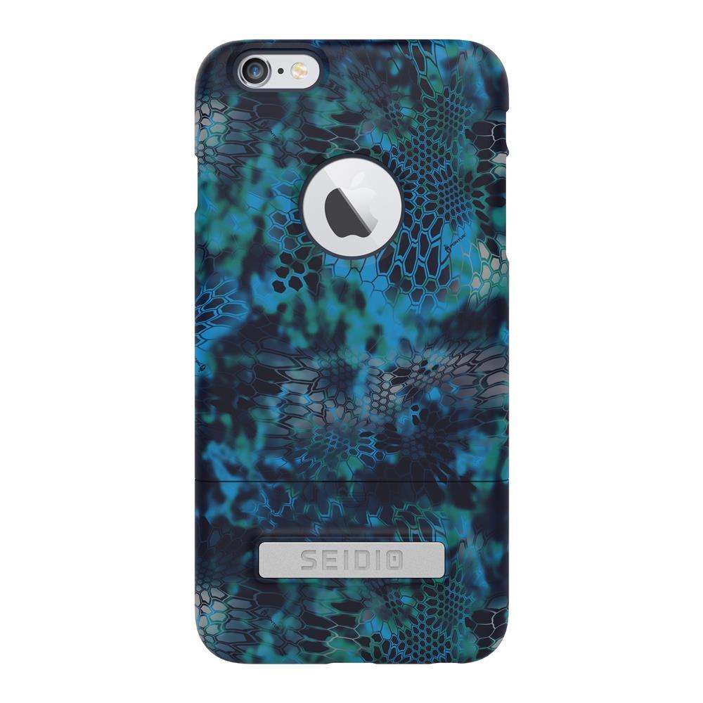 SEIDIO|迷彩聯名手機殼/保護殼 for Apple iPhone 6/6s-SURFACE x KRYPTEK(巨浪海神)