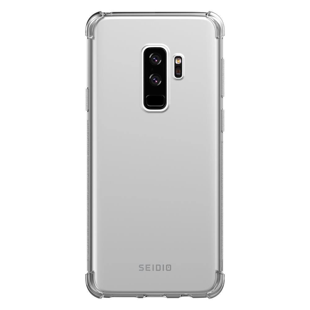 SEIDIO|四角氣墊輕透手機殼/保護殼 for Samsung Galaxy S9 Plus-OPTIK(透明)