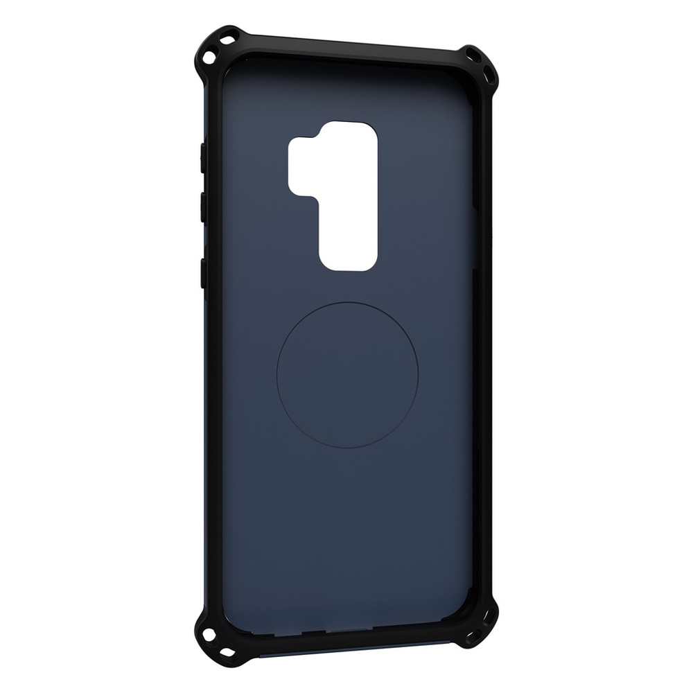 SEIDIO 軍規級四角防摔手機殼/保護殼 for Samsung Galaxy S9 Plus-DILEX2018(暗夜藍)