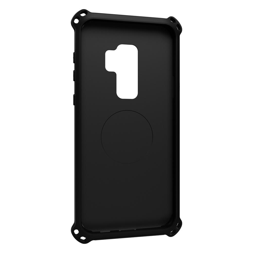 SEIDIO|軍規級四角防摔手機殼/保護殼 for Samsung Galaxy S9 Plus-DILEX2018(雅痞黑)