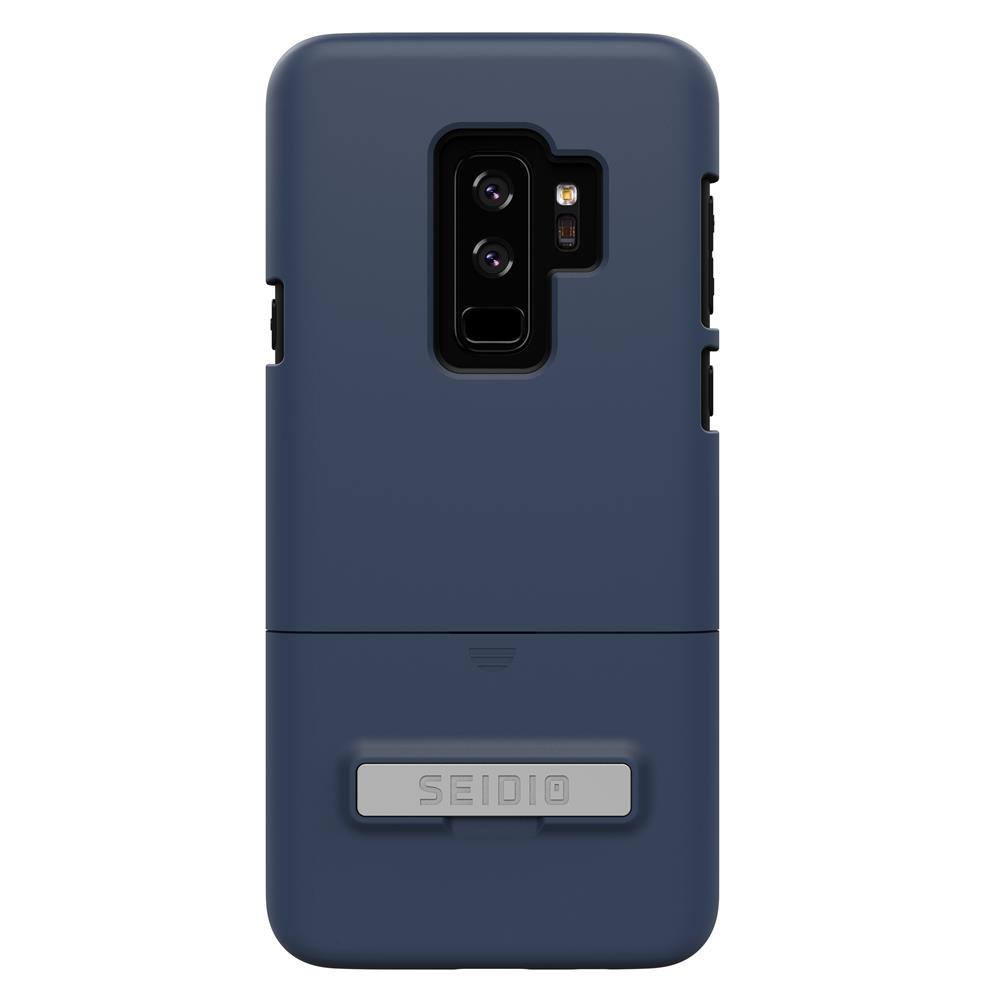 SEIDIO|都會時尚手機殼/保護殼 for Samsung S9 Plus-SURFACE(暗夜藍)