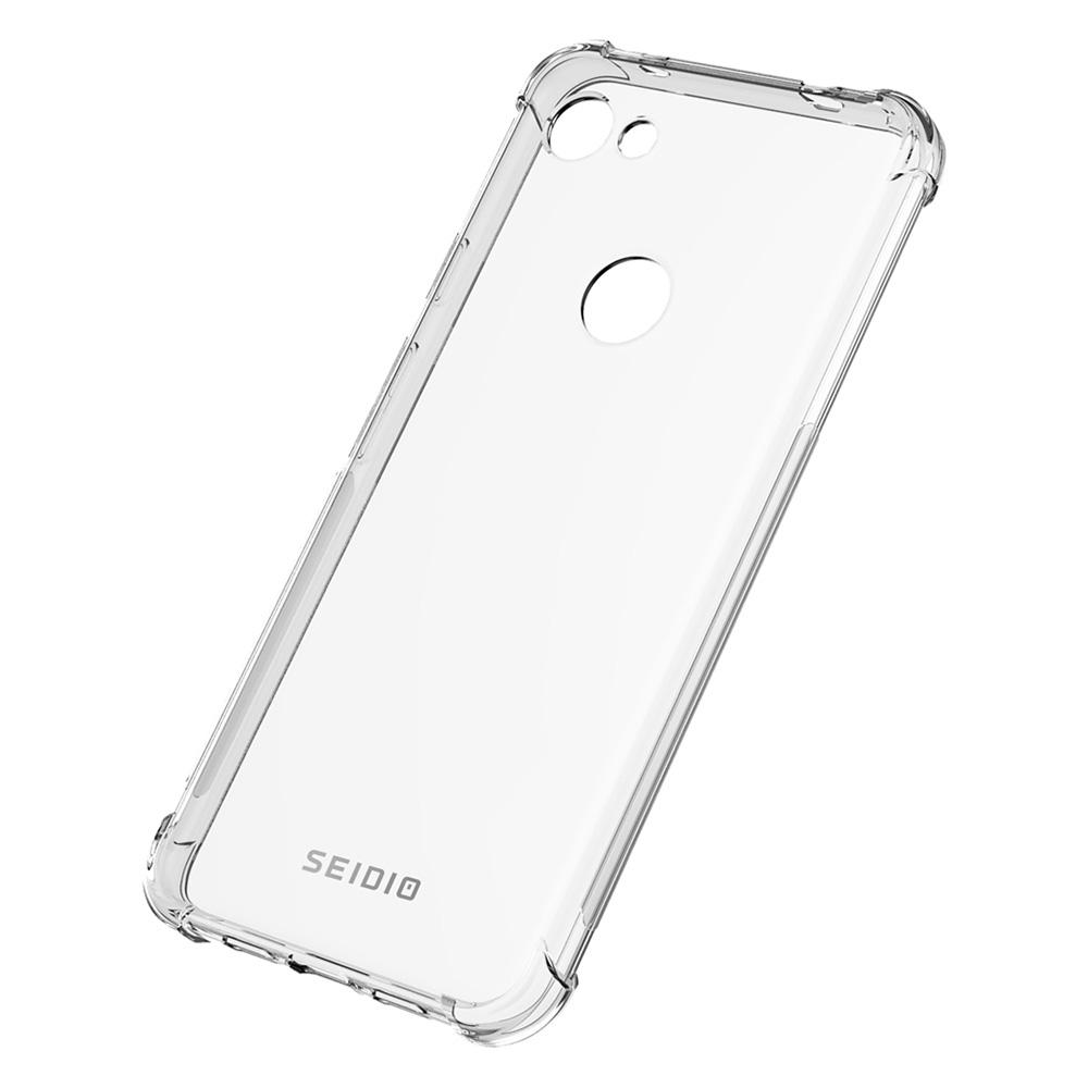 SEIDIO | OPTIK 四角氣墊輕透保護殼for Google Pixel 3a XL