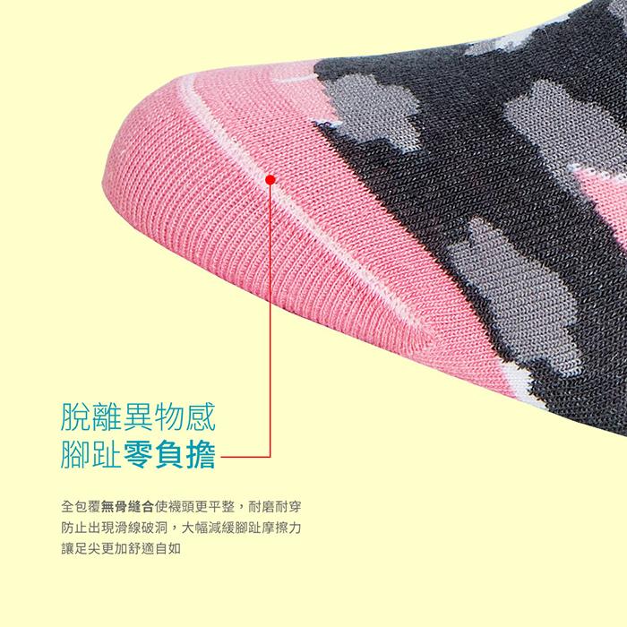 (複製)sokker®|甜蜜花蜂4分之3襪