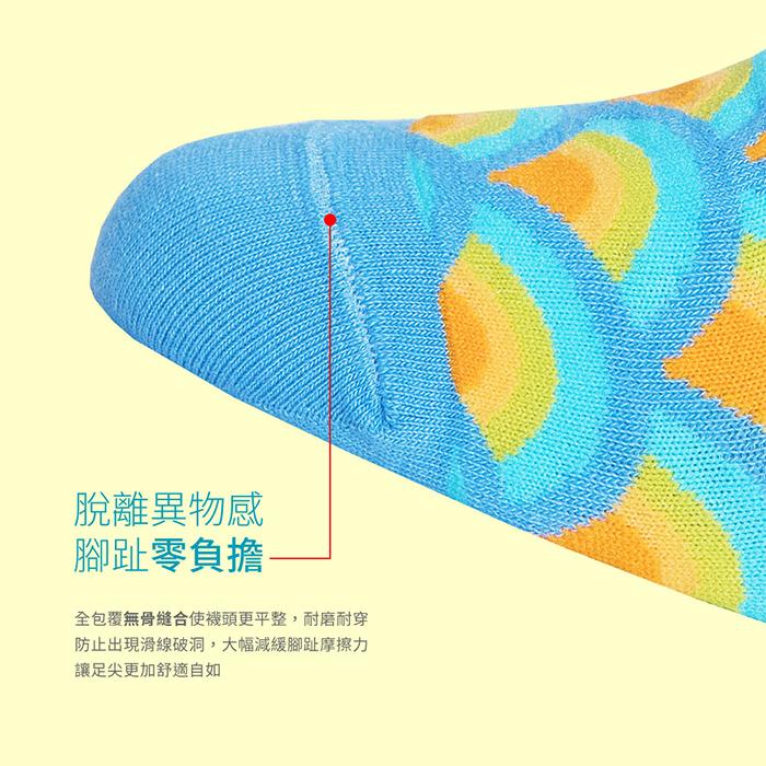 (複製)sokker®|富士夕下4分之3襪