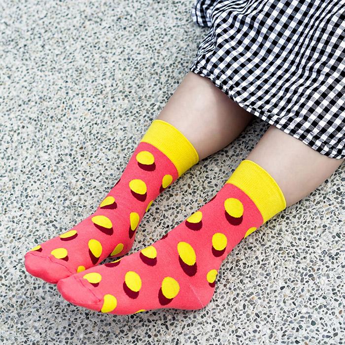 (複製)sokker® 紫戀甜筒4分之3襪