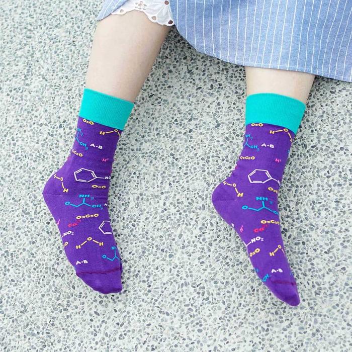 (複製)sokker®|滿分鉛筆4分之3襪
