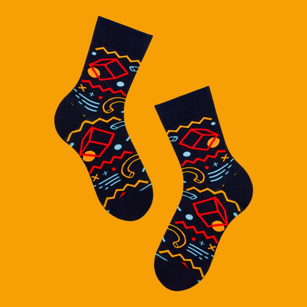 sokker® 黑夜迷航4分之3襪