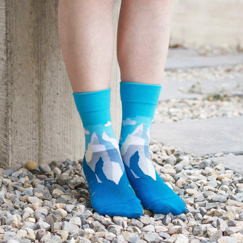 sokker® 冰河危機4分之3襪