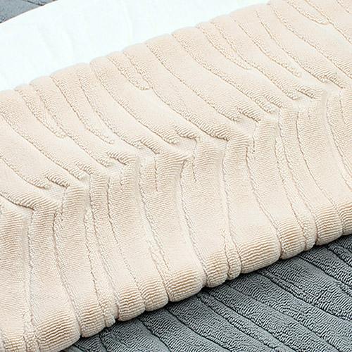 日本品織|ORIM TIGER 今治浴墊 - 雪白色