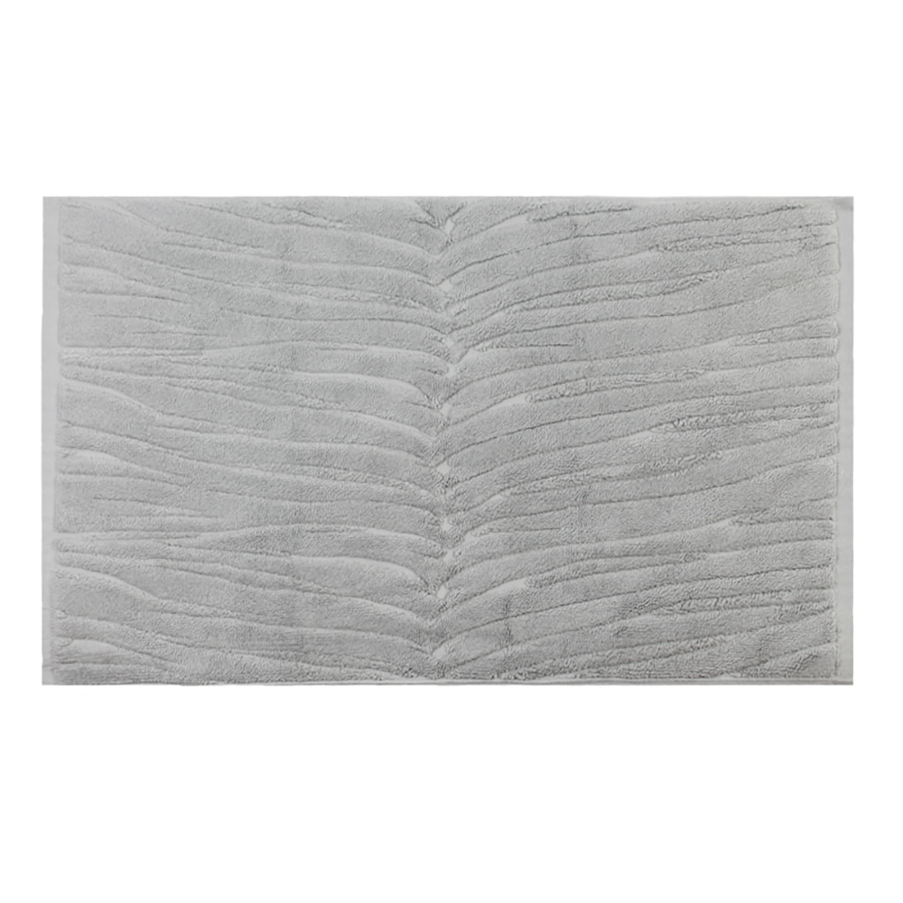 日本品織|ORIM TIGER 今治浴墊 - 淺灰色