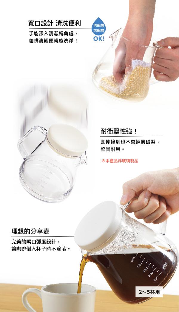 日本 STRON 咖啡冰熱兩用壺+Link'n靈感冰釀專用豆
