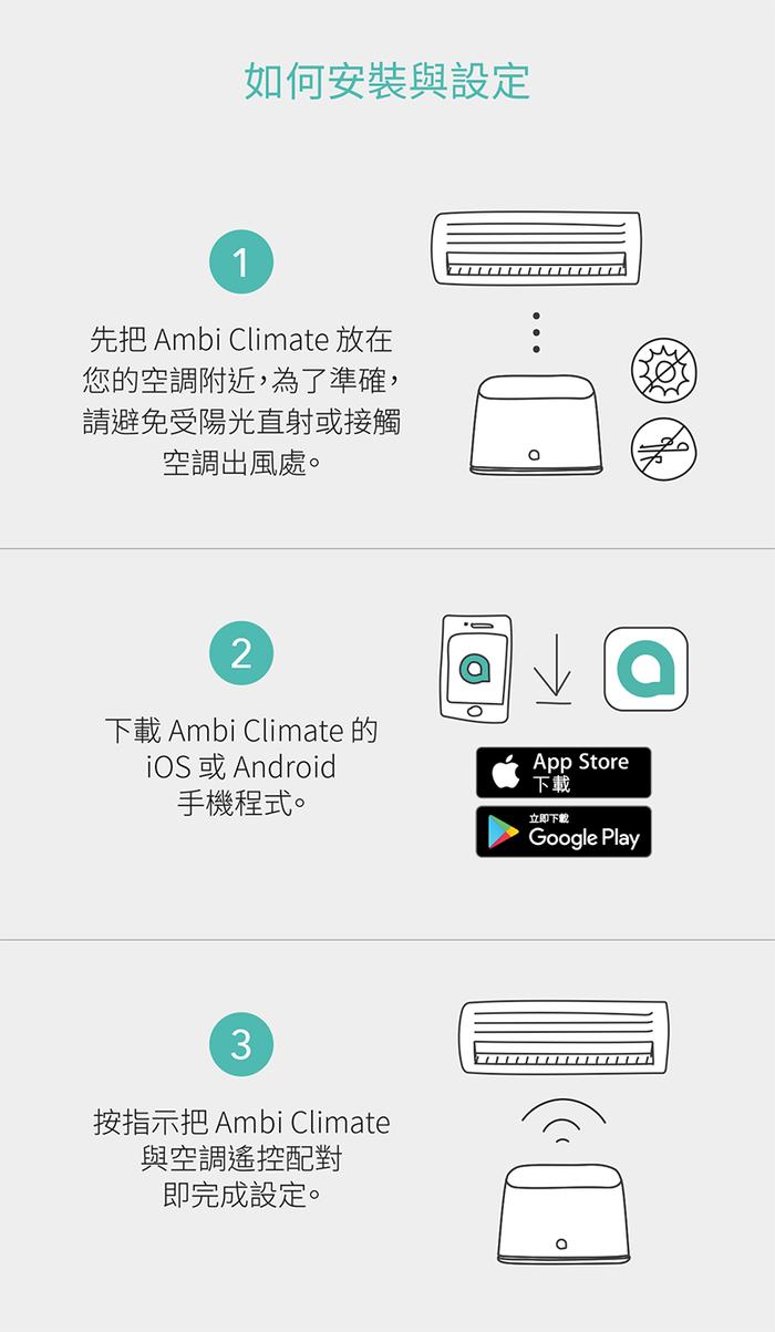 AMBI CLIMATE 2 空調省電智能裝置