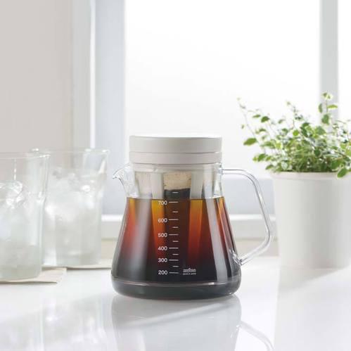 Link'n 靈感咖啡 |冰釀專用豆+日本 STRON 咖啡冰熱兩用壺