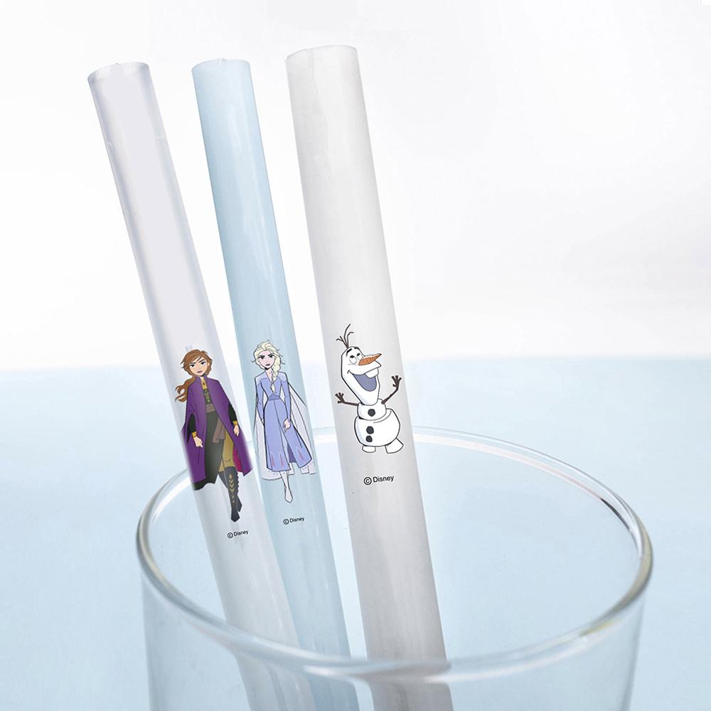 GAGA STRAW|卡卡環保吸管-冰雪奇緣2-姊妹(2入組)