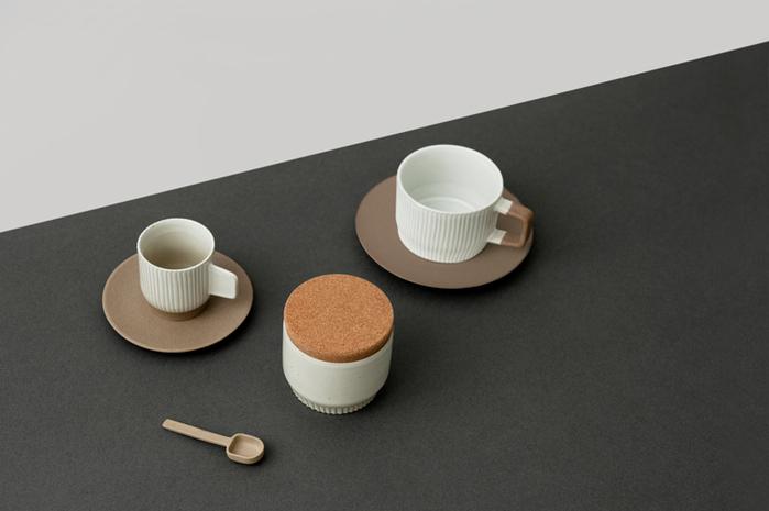大好吉日|簷下四季/濃縮咖啡杯盤組