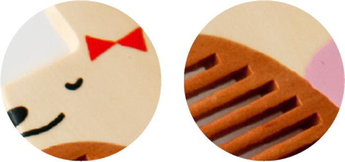 (複製)譚木匠|一半一伴/陽光貓幾何